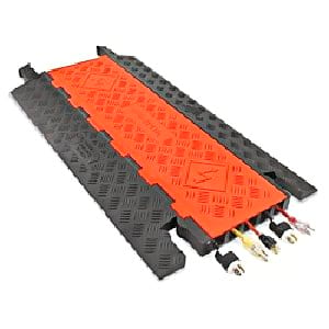 Channel Industrial Cable Protector