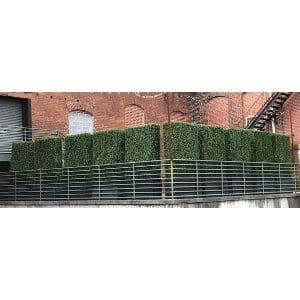 Shay - Faux Boxwood Hedges