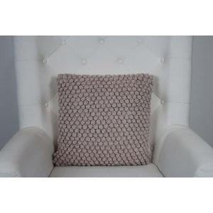 Ina - Pink Knit PIllow
