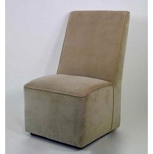 Evelyn - Beige Lounge Chair