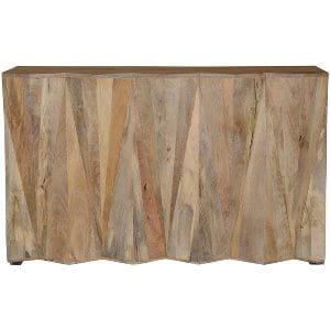 Jennifer - Mango Wood Bar