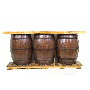 Nora Bar - Triple Barrel