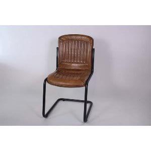 Yolanda - Leather Dining Chair