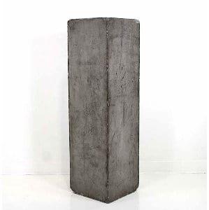 Queenie - Cement Pedestal