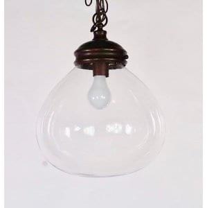 LeAnn - Glass Pendant Light