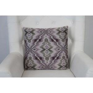 Harlyn - Purple Grey Pillow