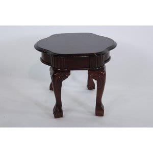Arlene - Dark Cherry Side Table