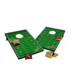 Football Cornhole Set