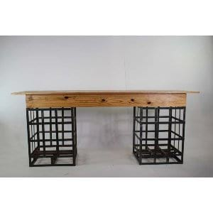 Guinevere Bar/Buffet - Wood + Iron