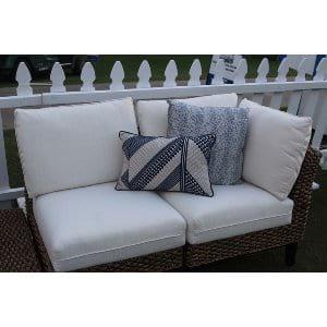 Alexis - Rattan Corner Chair