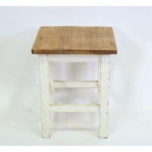 Myrna - Wood Side Table