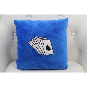 Marie - Blue CasinoPillow
