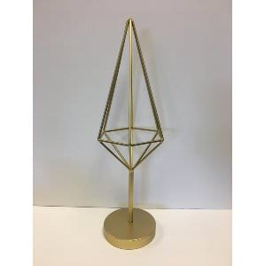 Lydia - Geometric Sculpture Large