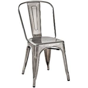 Thema - Metal Cafe Chair