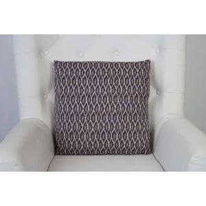 Greer - Purple Grey Pillow
