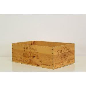 Inez Wine Crate