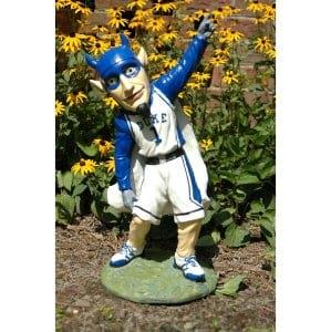 Duke Blue Devil Statue