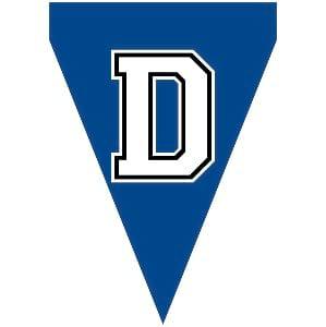 D Letter Pendant