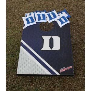 Duke Blue Devils Corn Hole Game