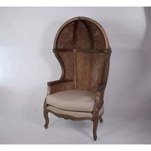 Victoria - Beige Cane Dome Chair