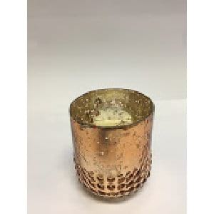 Missy - Rose Gold Votive Medium