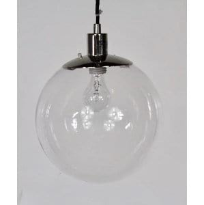 Felicia - Glass Pendent Light