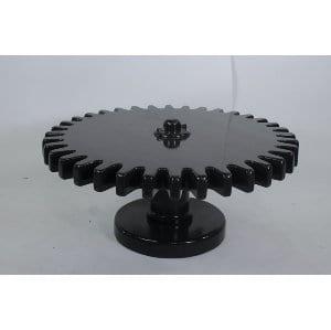 Bobbie - Grey Gear Coffee Table