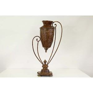 Aphrodite - Copper Oversized Urn