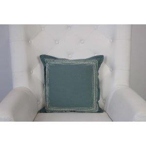Norma - Teal Pillow