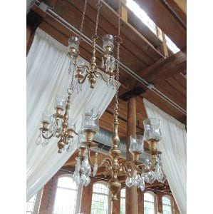 Decor rental categories petal oak award winning florists claribel chandelier aloadofball Choice Image