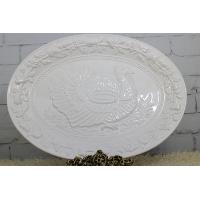 Thanksgiving Turkey China Platter