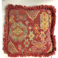 Terra Cotta Pillow