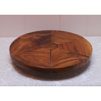 Wooden Lazy Susan