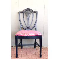 Pink Panther Side Chair