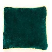 Emerald Velvet Pillow