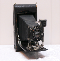 Large Vintage Eastman Kodak Accordion Camera