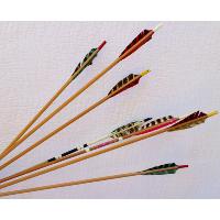 Wooden Archery Arrows