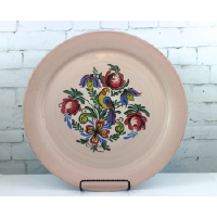 Floral Toleware Tray