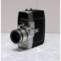 Bell and Howell 8mm Film Camera (Decorative)