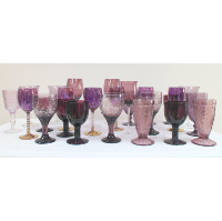300 Mixed Water Goblets