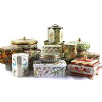 Decorative English Tins