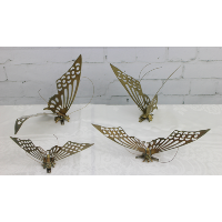 Brass Butterfly Collection
