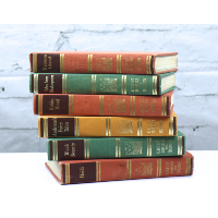 Mid-Century Book Stack