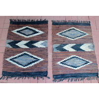 India Leather Rugs