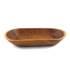 Small Wooden Dough Bowl