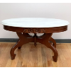 Carter Marble-Top Coffee Table