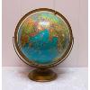 Vintage Blue School Globe