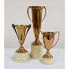 Vintage Loving Cups