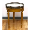 Palace Marble-Topped Side Table