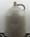 Antique 5-Gallon Stoneware Crock